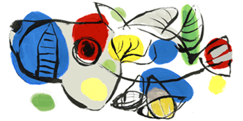 Karel Appel's Birthday ·90()
