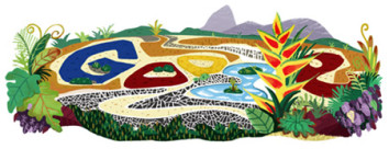 Burle Marx's birthday 100()