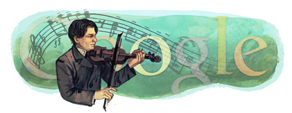 George Enescu's Birthday ·130