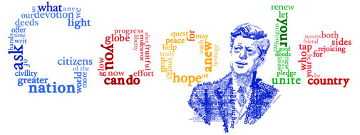 Inaugural address of John F. Kennedy ·50