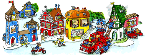 Richard Scarry's Birthday ·92()