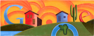 Tarsila do Amaral's Birthday 125()