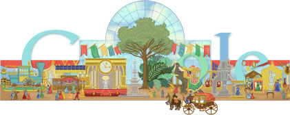 160th Anniversary of the First World's Fair 160