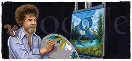 Bob Ross' Birthday ·70