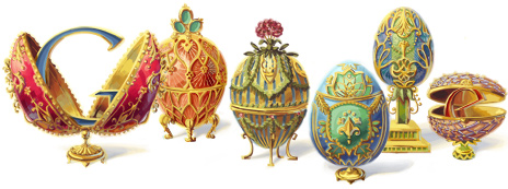 Peter Carl Fabergé's Birthday ··166