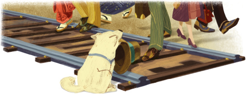 Hachikō - A Dog's Birthday 89()