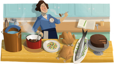Julia Child's Birthday ·100