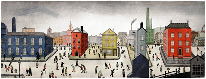 L. S. Lowry's Birthday ··125
