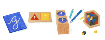 Maria Montessori's Birthday ·142