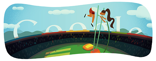 London Olympic Games Pole Vault